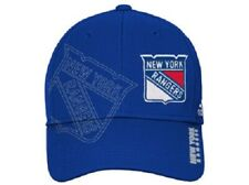 New York Rangers NHL Adidas 2nd Season Stretch Fitted Hat