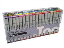 Copic Sketch Marker Set - 72 Pens - Set A