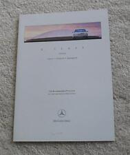 MERCEDES CLASSE E GUIDA prezzo 1996 ELEGANCE AVANTGARDE E200 E230 E320 E250D E300D