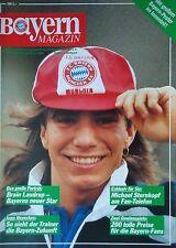 Programm 1990/91 FC Bayern München - VfB Stuttgart