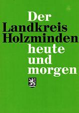 Jeep, Landkreis Holzminden Weser heute u morgen, Landschaft Geschichte LEP, 1974