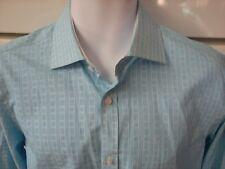 Robert Graham men's large sz 42 casual dress shirt different style