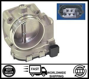 Throttle Body FOR VW Golf Mk5, Phaeton, Touareg, Transporter Mk5 3.2 V6