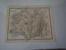 "Antique Map ""Antietam"" (Maryland)"