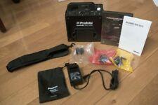 Profoto Acute B2 600S AirS Li Generator & 1 flash head w/ zoom reflector