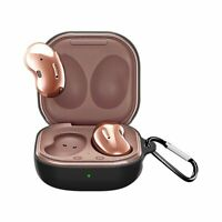 Cover Shell for Samsung Galaxy Buds3 Live Wireless Bluetooth Earbuds Headphones.