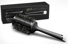 GHD Hair Brush Natural Bristle Size 4 Comes in Stylish GHD Box Genuine Stockist