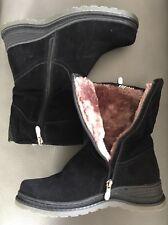 Brand New Ladies Boots Sheep Skin Imitation Size 38EU(5UK)
