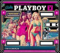 Playboy Complete LED Lighting Kit custom SUPER BRIGHT PINBALL LED KIT (BALLY)