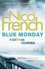 Azul Monday: Un Frieda Klein Novedosa (Frieda 1) por NICCI Francés Libro en