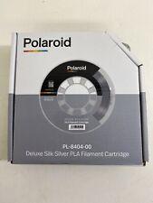 Cartucho De Plata De Seda De Lujo Polaroid Pl-8404-00 Nuevo