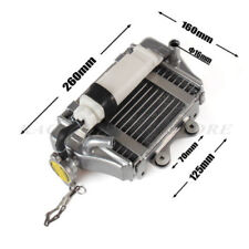 Motorcycle engine automatic circulation cooling tank system Zongshen Lifan 250cc