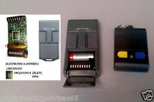TELECOMANDO RADIOCOMANO APRICANCELLO COMPATIBILE CARDIN S466TX2 S 466 TX2 29,875