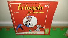 Frisapla La sorciere: Cahier de Lecture 1CP et Agenda du Tuteur by Paquy Euillet