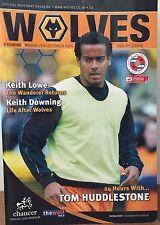 Wolves Programme - Wolves vs Reading - 26 December 2005