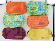 6 New Cosmetic Make Up Medication Travel Storage Bags