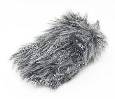 Movo WS-G6 Furry Microphone Windscreen Muff Custom Fit for Sennheiser MKE 400