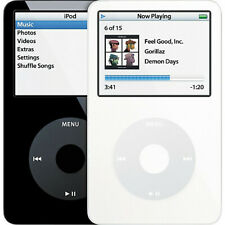 Apple iPod Clásico 5th generación (finales de 2006) Blanco (80GB)