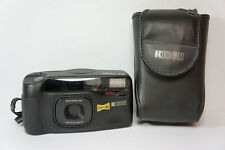 Vintage Ricoh RZ-900P Date Multi AF Panorama 35mm Camera 38-90mm  w/Case Tested