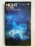 Night by Elie Wiesel, Avon Edition / 13th Printing