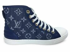 New Authentic Louis Vuitton Punchy Sneaker Boot size 7.5 US #691