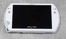 Sony PSP GO N1004 White Edition 16 GB Memory Card With 65 Games Without Box Used