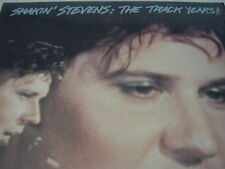 SHAKIN STEVENS - THE TRACK YEARS - AVI RECORDS - 8713 ORIGINAL ISSUE FROM 1983