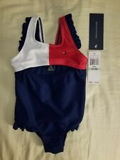 Tommy Hilfiger size 4T Bathing Suit Brand New