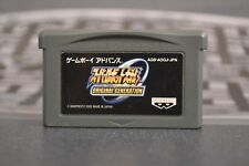 SUPER ROBOT TAISEN ORIGINAL GENERATION GAME BOY ADVANCE JAP JP JPN GAMEBOY GBA