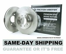 Front Premium OE Brake Disc Rotors Set 1997 1998 1999 2000 2001 2002 SATURN SL1