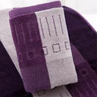 5pcs/pack Soft Cotton Wash Cloths Set Hand Towels Bath Home Dry Quick 2 Colors