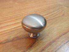 Ultra Hardware Zinc Knob Drawer Kitchen Cabinet Round Mushroom Pull 25 Pack NEW
