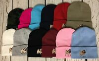 PUG Embroidered Beanie Cuffed Cap - Many Colors