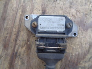 Ignition Control Module Transistor Unit Volvo Saab Porsche Peugeot 0227100124