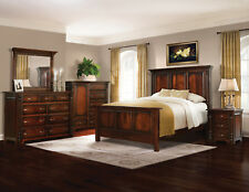 Custom Made | Solid Wood | Bedroom Set | Handcrafted in USA | You choose style!