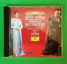 CD - Kathleen Battle & Jessye Norman - Spirituals In Concert