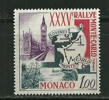 MONACO MINT NEVER HINGED NH # 629