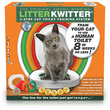 Litter Kwitter Cat Toilet Training System-World 's Nº 1 Kit