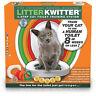 Litter Kwitter Cat Toilet Training System - World's No. 1 Kit