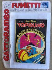 Topolino N.1448 - Disney Buono++
