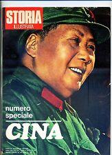 STORIA ILLUSTRATA#LUGLIO 1972 N.176#NUMERO SPECIALE LA CINA#Mondadori