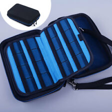 Carrying Case Bag Holders 16 Slots Fit for Game Nintendo 3DS DSi/3DS XL/2DS XL
