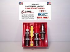 90427 * LEE PACESETTER 3-DIE SET * 6.8MM REMINGTON SPC