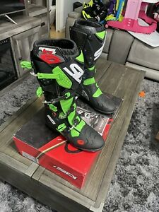 sidi boots motocross