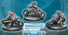 Infinity BNIB Aleph - Pentesilea (Amazon Warrioress on bike) 280832