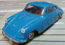 Faller Ams Porsche 911 with Flat Chain Motor + 4 New Repro