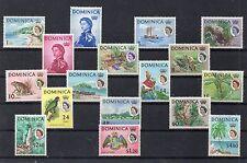 Dominica Serie del año 1963-67 (DD-567)