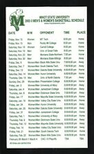 Minot State Beavers--2002-03 Basketball Magnet Schedule