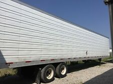 53' UTILITY REFRIGERATED REEFER TRAILER VIRGIN TIRES SWING DOORS NICE FOR SALE