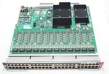 Cisco Express Forwarding 256 Interface Module - switch - managed - 48 ports